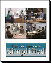 Job Interview DVD Image